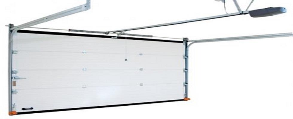Flexidoor Automatic Sectional Door Dormatic